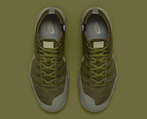 Zapatillas Nike Trainer Flyknit Chukka