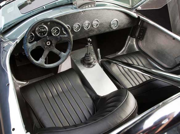 1965 Shelby 289 Cobra Alloy