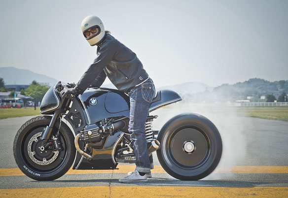 BMW R NineT Highway Fighter