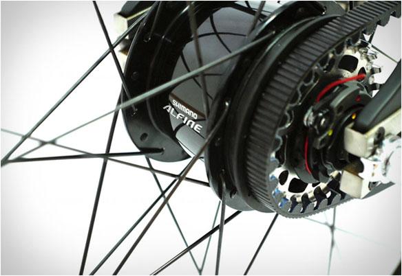 Bicicletas Overlap