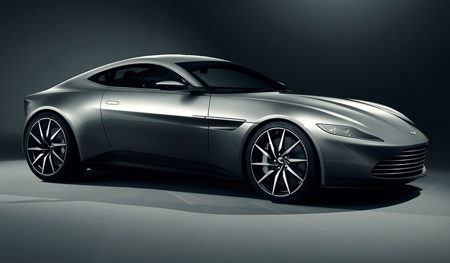 Nuevo Aston Martin DB10