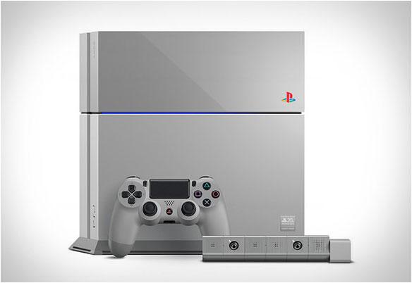 PS4 Edicion 20 Aniversario