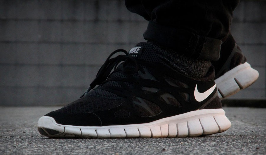 Zapatillas Nike Free Run2 Black