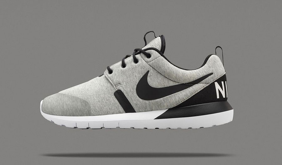 new styles 2170b f5dfd Zapatillas Nike Roshe Run Tech Fleece