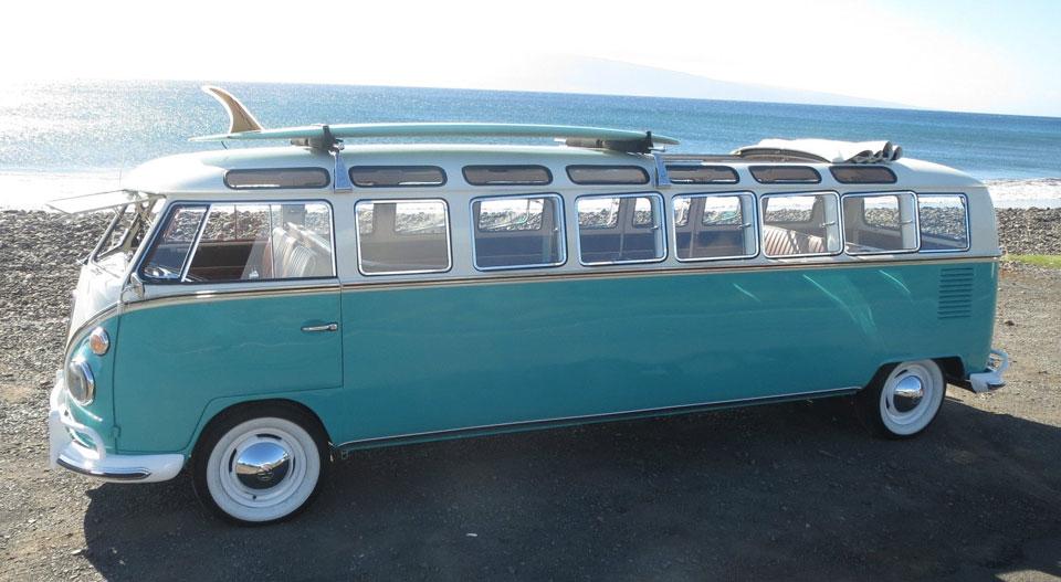 1965 Volkswagen Bus