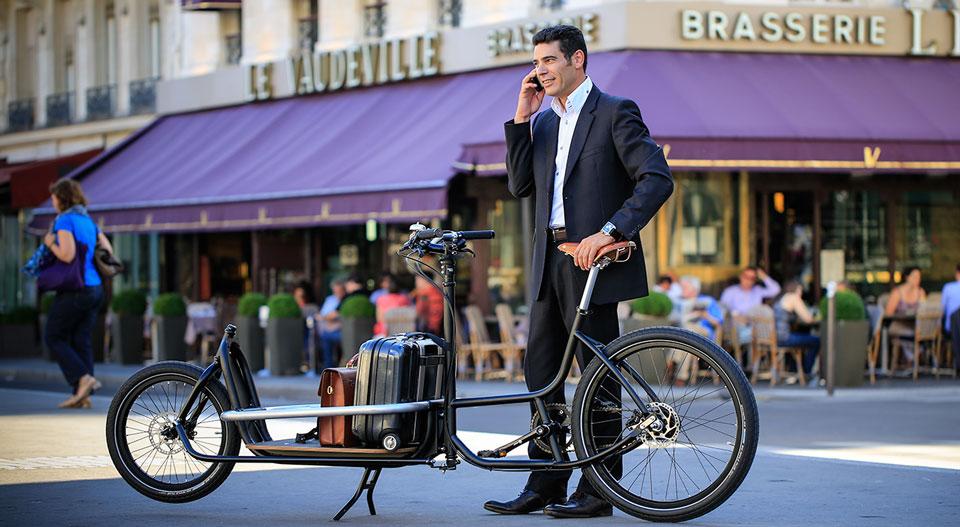 Bicicletas Plegables Douze CargoBikes