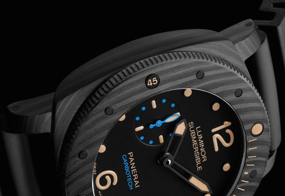 Panerai Luminor Sumergible 1950 Carbotech