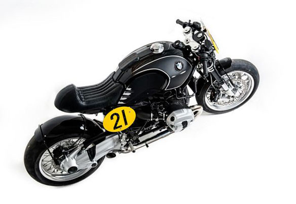 BMW R NineT Spirit of Zeller