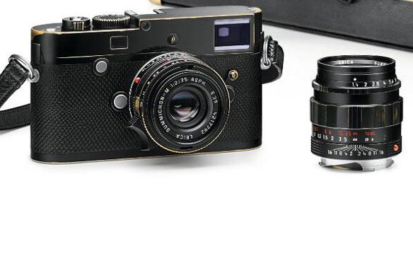 Leica M-P Lenny Kravitz Edition