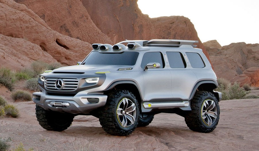 Mercedes-Benz Ener-G Force