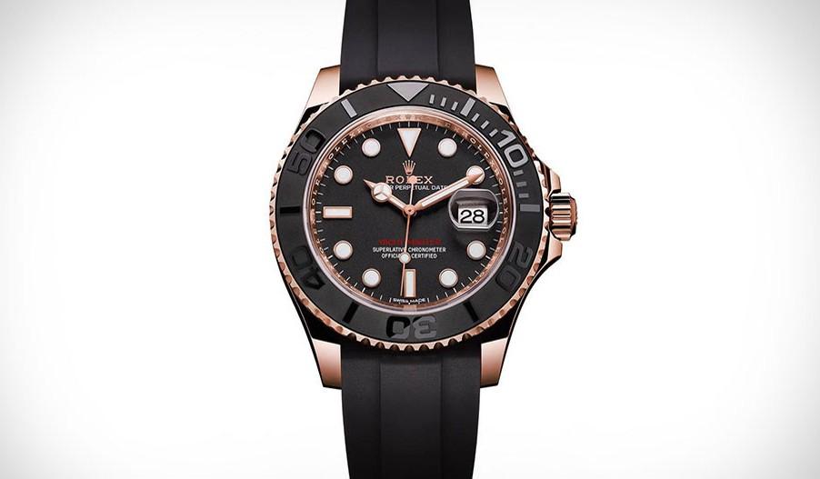2015 Rolex Oyster Yatch Master