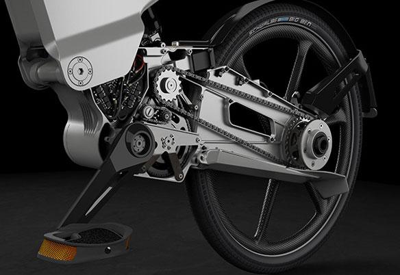 Bicicleta Electrica Trefecta DRT