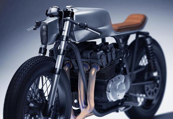 Dimitri Bez Honda CB1100
