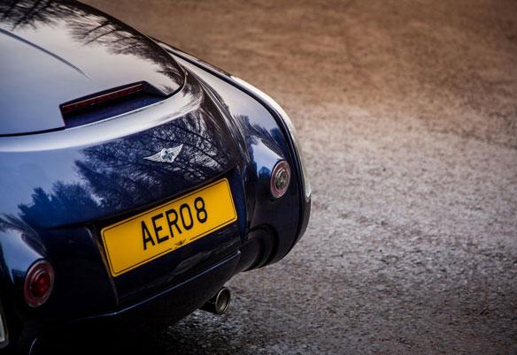 Morgan Aero 8 2015