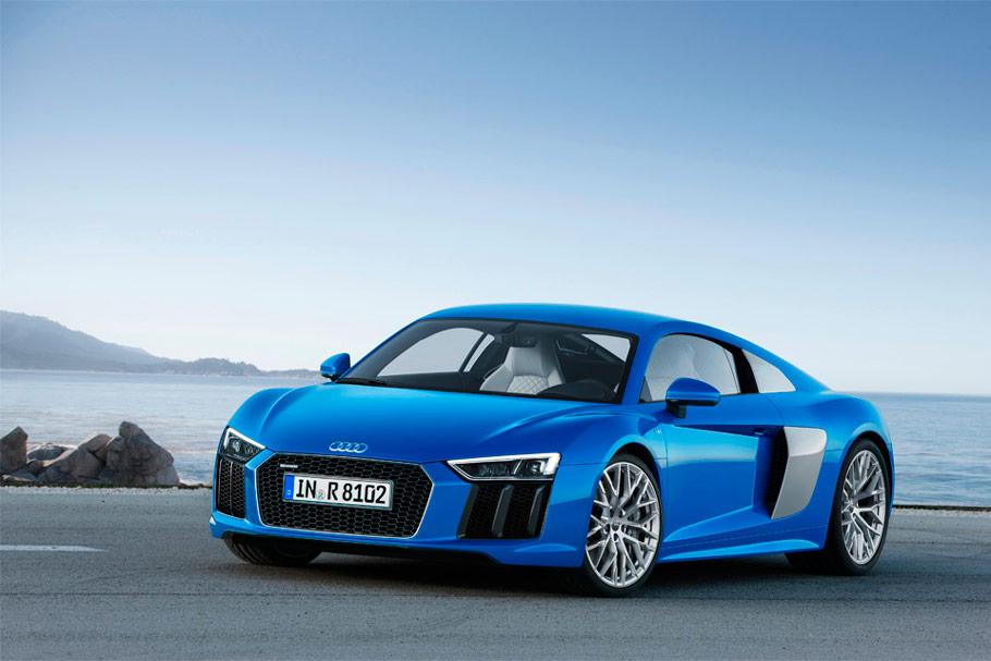 Nuevo Audi R8 V10