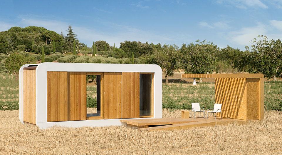 Casas prefabricadas noem ecol gicas y eficientes - Casas prefabricadas barcelona ...