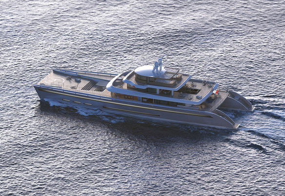 Superyate Manifesto Catamaran