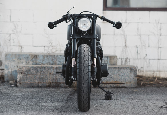 Clockwork Motorcycles Twenty2