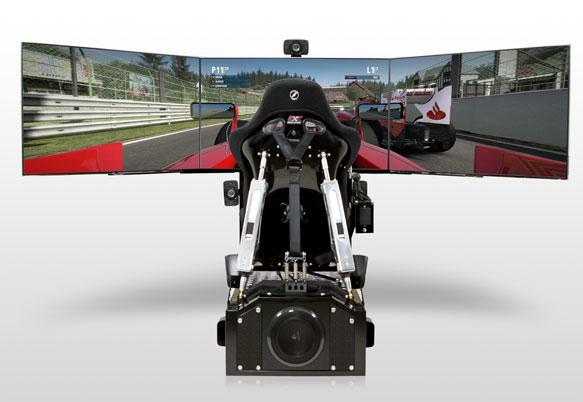 Simulador Motion Pro II Racing